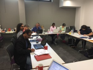 Pali Advanced Reading Course 2019 - including students from Mumbai